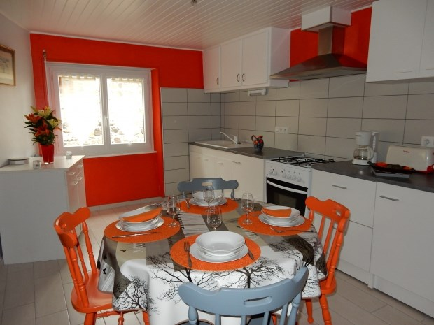 Location vacances Orbeil -  Gite - 4 personnes - Barbecue - Photo N° 1