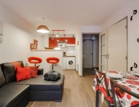 Location vacances Sers -  Appartement - 6 personnes - Télévision - Photo N° 1