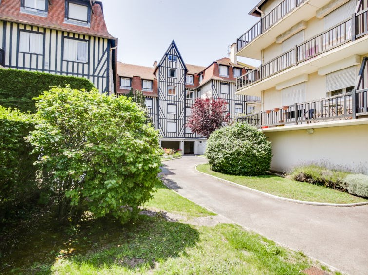 Appartement pour 2 à Deauville-Trouville
