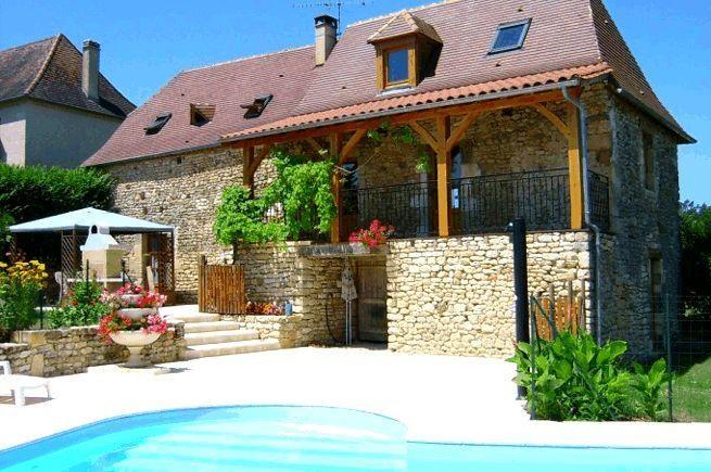 Location vacances Plazac -  Maison - 5 personnes - Barbecue - Photo N° 1