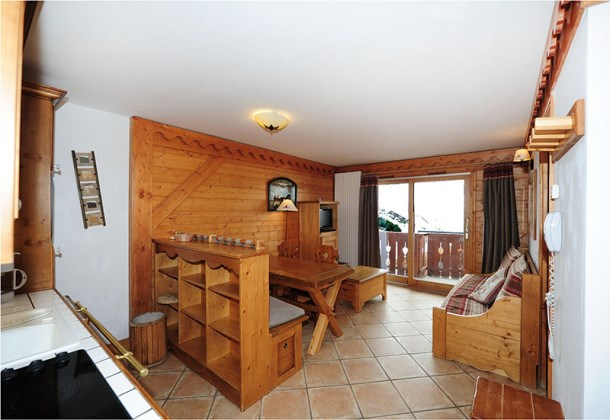 Location vacances Saint-Martin-de-Belleville -  Appartement - 6 personnes - Télévision - Photo N° 1