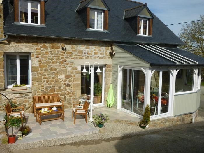 Holiday rentals Saint-Jacut-de-la-Mer - Cottage - 10 persons - BBQ - Photo N° 1