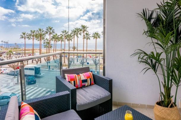 Location vacances Pineda de Mar -  Appartement - 5 personnes - Télévision - Photo N° 1