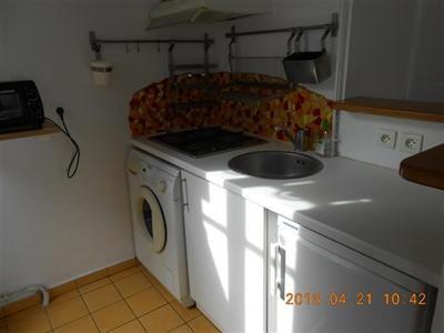 T2, meublé, 1er étage, cour arborée, cuisine équipée - Paris 18ème (75018)-6