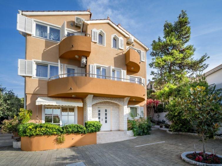 Appartement pour 6 à Brodarica/Žaborić