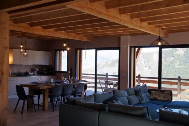 Location vacances Uvernet-Fours -  Maison - 12 personnes - Télévision - Photo N° 1