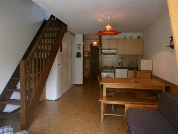 Location vacances Saint-Lary-Soulan -  Appartement - 7 personnes - Télévision - Photo N° 1