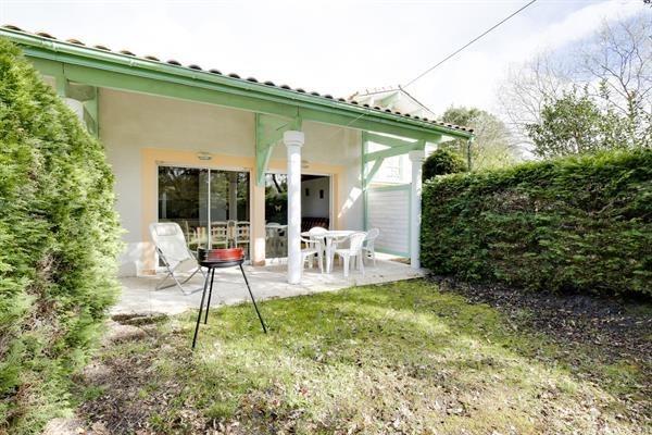 Location vacances Biscarrosse -  Maison - 6 personnes - Terrasse - Photo N° 1
