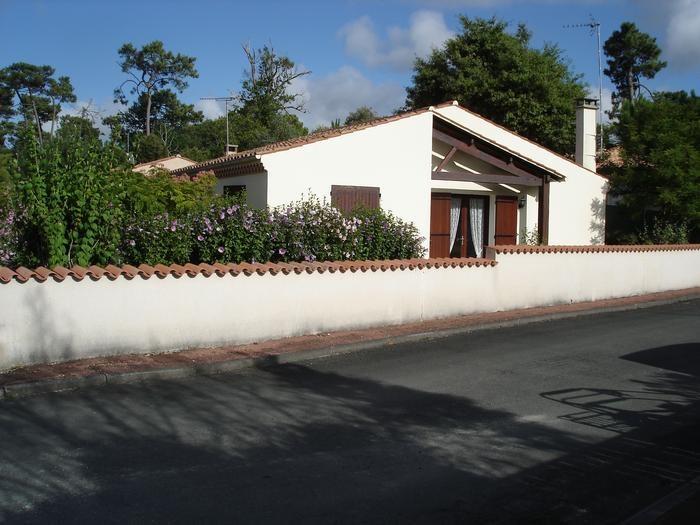 vue facade ouest