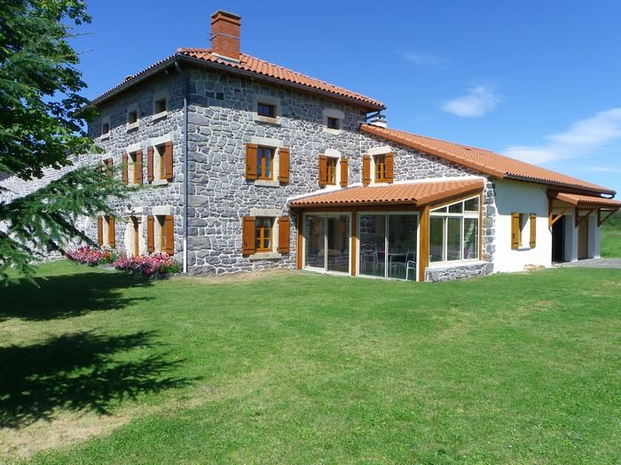 Holiday rentals Saint-Jean-Lachalm - House - 6 persons - BBQ - Photo N° 1