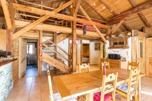 Location vacances Chamonix-Mont-Blanc -  Appartement - 10 personnes - Chaîne Hifi - Photo N° 1