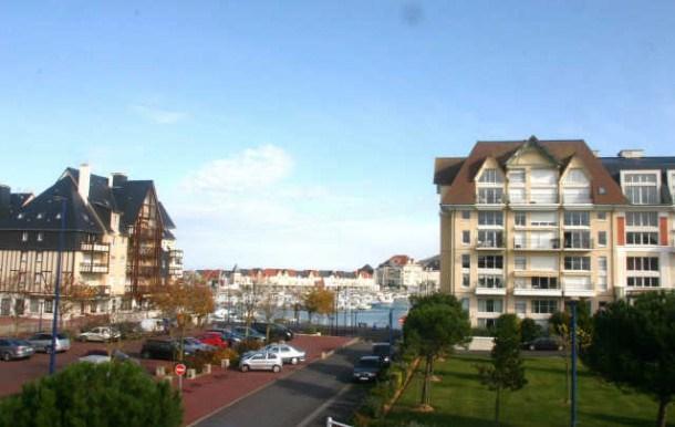 Location vacances Dives-sur-Mer -  Appartement - 6 personnes - Télévision - Photo N° 1