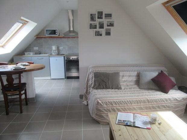 Location vacances Caouënnec-Lanvézéac -  Appartement - 4 personnes - Jardin - Photo N° 1
