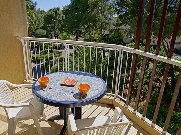 Location vacances Saint-Raphaël -  Appartement - 2 personnes - Lecteur DVD - Photo N° 1