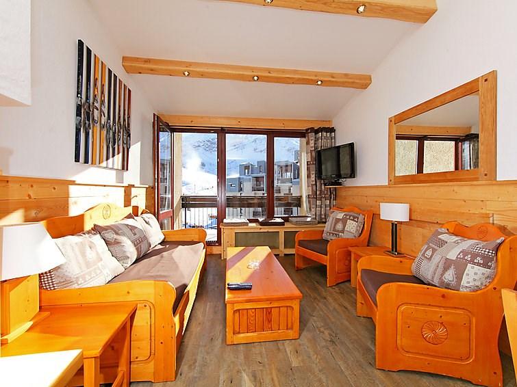 Appartement pour 12 à Tignes