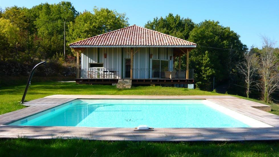 Holiday rentals Luzech - House - 6 persons - BBQ - Photo N° 1