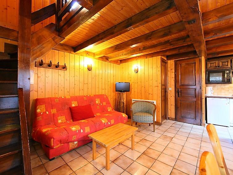 Maison pour 3 personnes à Les Houches
