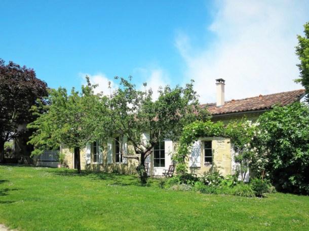 Location vacances Vertheuil -  Maison - 6 personnes - Terrasse - Photo N° 1