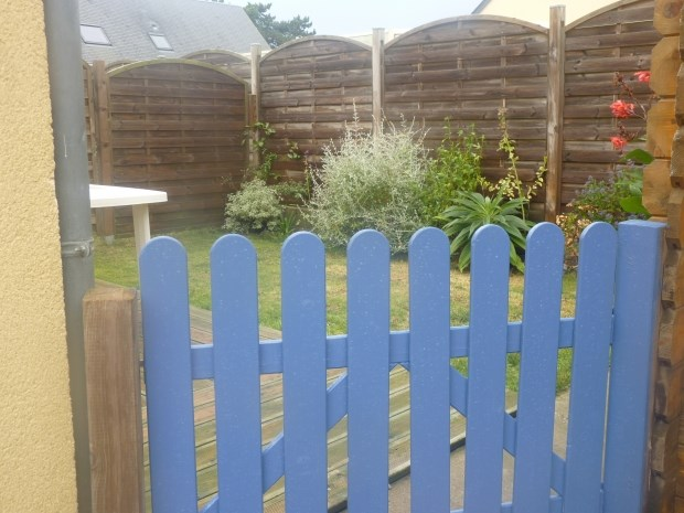 Holiday rentals Portbail - Cottage - 2 persons - BBQ - Photo N° 1