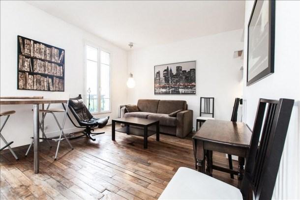 Location vacances Paris 13e Arrondissement -  Appartement - 5 personnes - Lecteur DVD - Photo N° 1