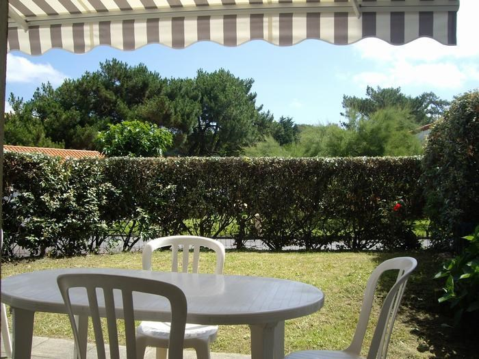 Location vacances Anglet -  Appartement - 4 personnes - Barbecue - Photo N° 1
