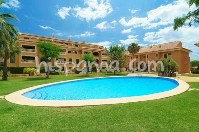 Location vacances Jávea/Xàbia -  Appartement - 4 personnes - Salon de jardin - Photo N° 1
