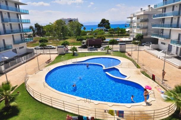 Location vacances Cambrils -  Appartement - 7 personnes - Télévision - Photo N° 1