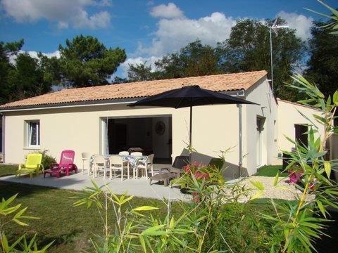 Location vacances La Tremblade -  Maison - 6 personnes - Barbecue - Photo N° 1