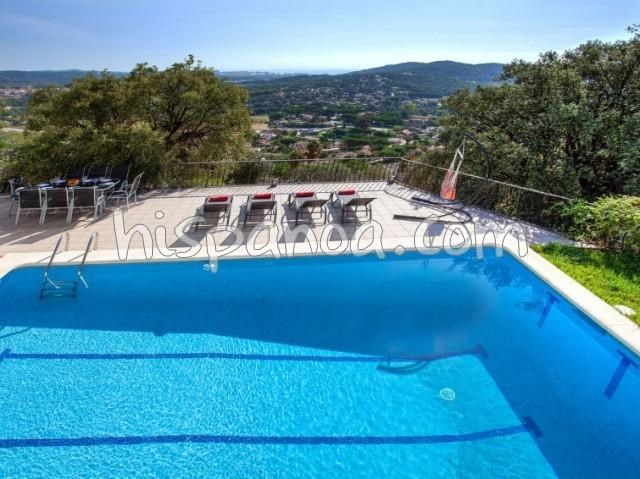 Holiday rentals Calonge - House - 7 persons - Garden - Photo N° 1