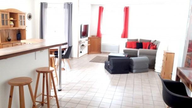 Location vacances Toulouse -  Appartement - 4 personnes - Télévision - Photo N° 1