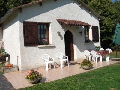 Location vacances Saint-Pardoux-l'Ortigier -  Gite - 6 personnes - Barbecue - Photo N° 1