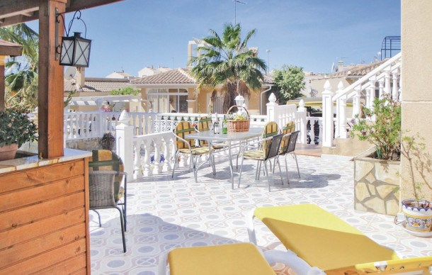 Location vacances Orihuela -  Appartement - 3 personnes - Barbecue - Photo N° 1