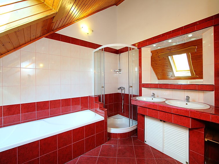 Maison pour 4 personnes à Balatonboglar/Szemes