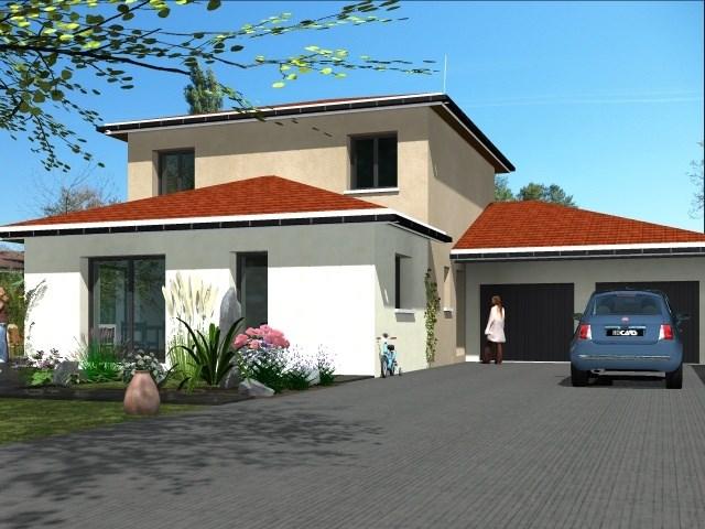 Maison  5 pièces + Terrain 500 m² Vaugneray par HABITAT PLUS
