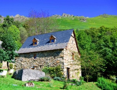 Location vacances Estaing -  Gite - 4 personnes - Barbecue - Photo N° 1