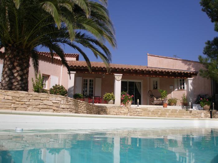 Alquileres de vacaciones Beaucaire - Casa - 6 personas - BBQ - Foto N° 1