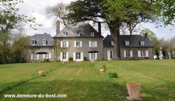 Alquileres de vacaciones Masbaraud-Mérignat - Casa - 12 personas - BBQ - Foto N° 1