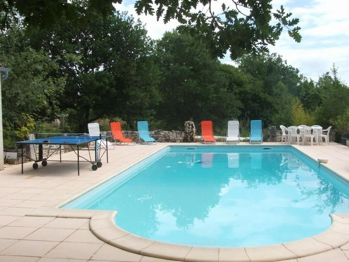 Holiday rentals Fontanes - House - 6 persons - BBQ - Photo N° 1