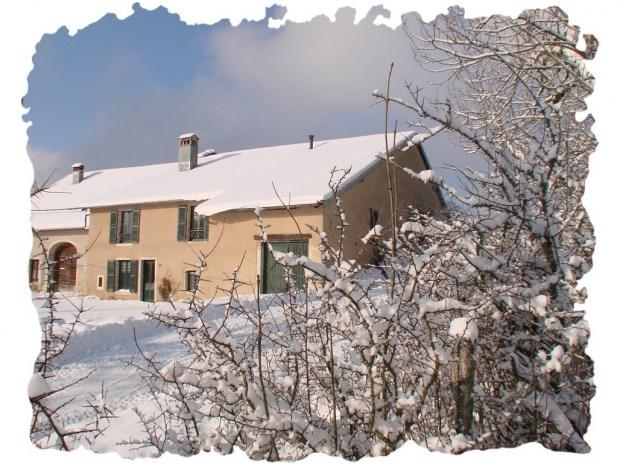 Ferienwohnungen Les Crozets - Hütte - 6 Personen - Grill - Foto Nr. 1