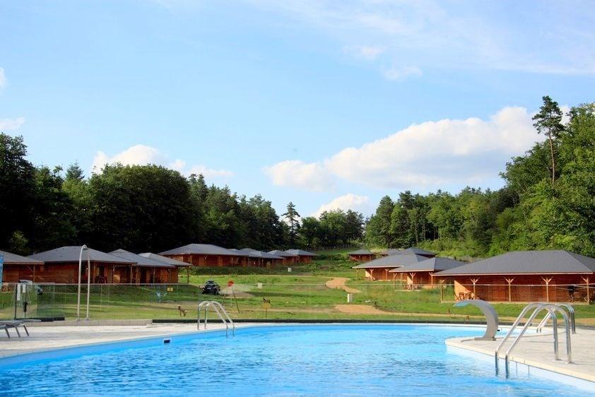 Au cœur du pays Corrézien, venez séjourner dans des cottages haut de gamme et profitez de l'espace bien être...
