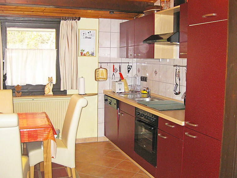 Maison pour 3 personnes à Ronshausen