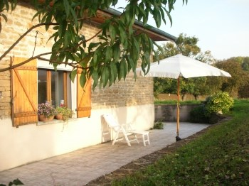 Holiday rentals Placey - Cottage - 6 persons - BBQ - Photo N° 1