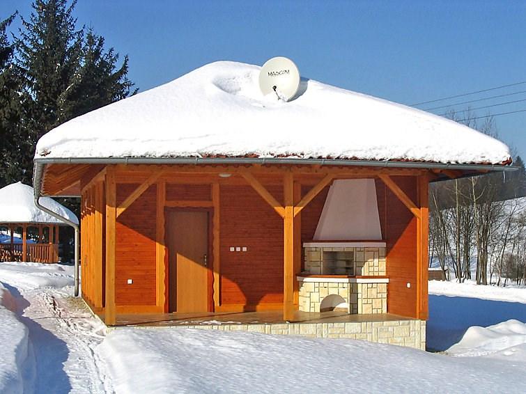 Maison pour 1 personnes à Moravska Trebova