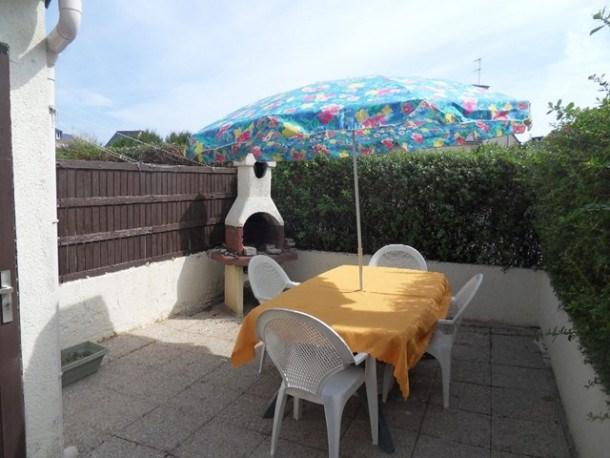 Maisonnette 3 pièces 5 personnes à 400m des plages de Guidel
