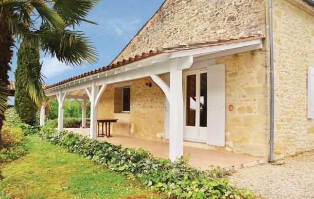 Location vacances Saint-Vivien-de-Monségur -  Maison - 8 personnes - Barbecue - Photo N° 1
