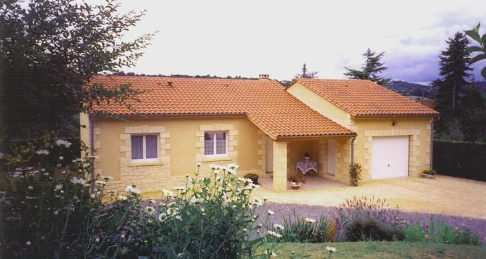 Holiday rentals Sarlat-la-Canéda - House - 4 persons - BBQ - Photo N° 1