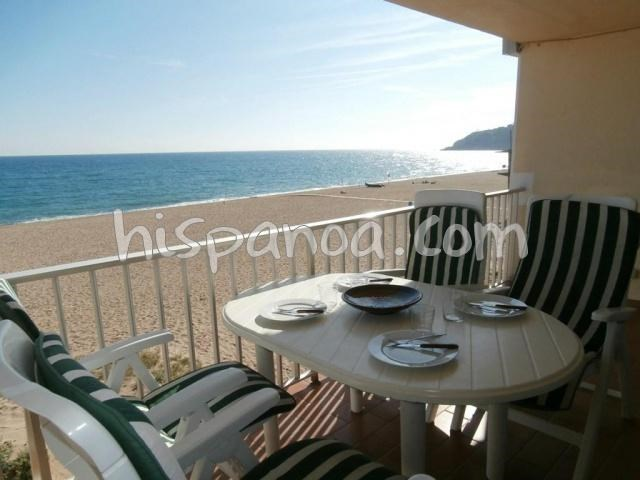 Holiday rentals Pals - Apartment - 4 persons - Garden furniture - Photo N° 1