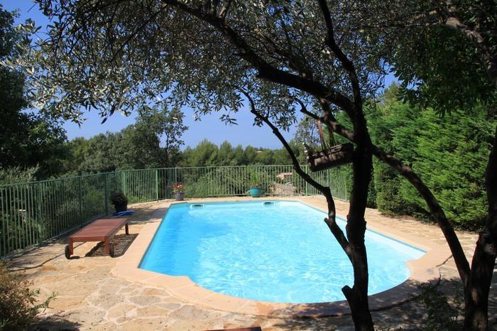 Location vacances La Cadière-d'Azur -  Maison - 12 personnes - Barbecue - Photo N° 1