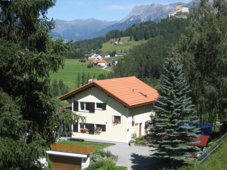 Location vacances Scuol -  Appartement - 4 personnes -  - Photo N° 1