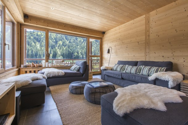 Location vacances Le Grand-Bornand -  Appartement - 10 personnes - Câble / satellite - Photo N° 1